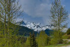 Rock mountains Royalty Free Stock Photo