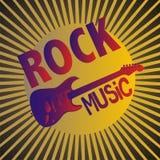 Rock music Stock Photo