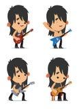 Rock Musicians Stock Photos