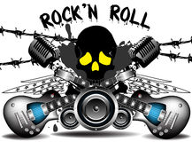 Rock'n Roll Stock Images