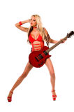 Rock N Roll Lingerie Stock Photo
