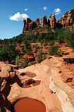 Rock nature landscape sedona Royalty Free Stock Photography