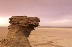 Rock outcropping- Tunisia