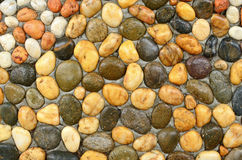 Rock pattern background Royalty Free Stock Images