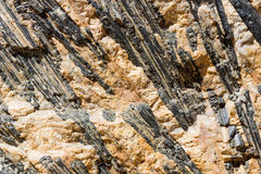 Rock with Pattern Stock Photos