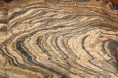 Rock patterns Stock Image