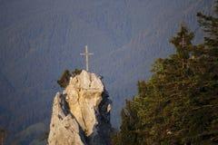 Rock peak Stock Photo