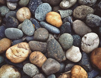 Rock and pebble Stock Photos