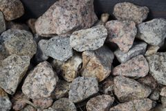 Rock, Pebble, Gravel, Material royalty free stock photos