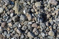 Rock, Pebble, Gravel, Rubble royalty free stock images