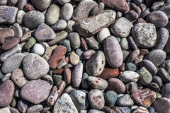 Rock pebbles background Royalty Free Stock Images