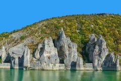 Rock Phenomenon The Wonderful Rocks. In Dalgopol, Bulgaria Royalty Free Stock Photos