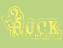 rock pieczęć Zdjęcie Royalty Free