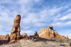 Rock Pinnacle Stock Images