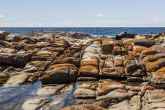 Free Rock Pool Near Bingi Bingi Pount. Bingie (near Morua). Australia Stock Images - 41183764
