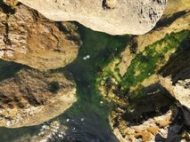 Rock pool Stock Images