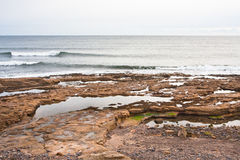 Rock pools Royalty Free Stock Images