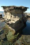 Rock Pools Sydney. Image taken of rock pools along the sydney coastline Royalty Free Stock Photos