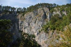 Rock ridge Royalty Free Stock Photos