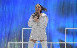 Rock in RIO 2017 - Ivete Sangalo Royalty Free Stock Image