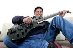 Rock and roll 4 foto de stock