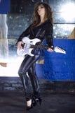 Rock-and-roll Fotografia Stock Libera da Diritti