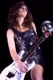 Rock-and-roll Immagine Stock Libera da Diritti