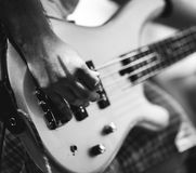 Rock and roll Stock Photography