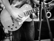 Rock and roll Royalty Free Stock Photos