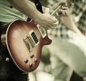 Rock and roll Royalty Free Stock Photography