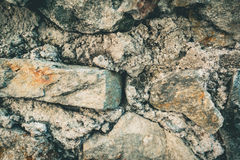 Rock rough surface for texture Stock Image