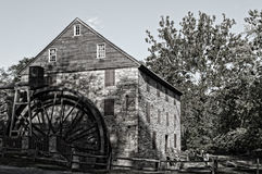 Rock Run Grist Mill Stock Image