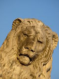 Rock's lion Royalty Free Stock Photos