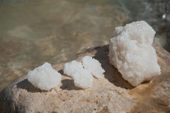 Rock Salt Stock Photography