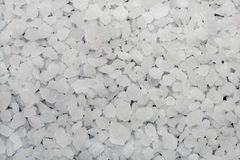 Rock salt background. Stock Image