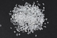 Rock salt crystals Stock Photography