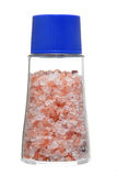 Rock salt shaker Stock Photos