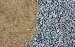 Rock and sand texture background. Royalty Free Stock Image