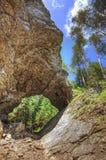 Rock-sculpture Stock Images