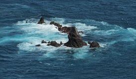Rock and sea Stock Photos