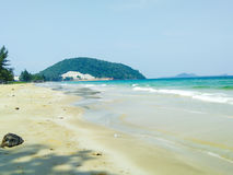 Rock sea in south of Thailand Stock Photography