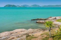 Rock shore, Thailand Stock Photography