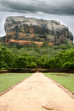 rock sigiriya Obrazy Stock
