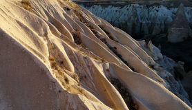 Rock site Cappodocia, Turkey Royalty Free Stock Images