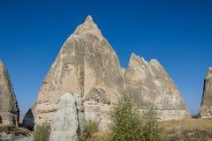 Rock Sites of Cappadocia stock photography