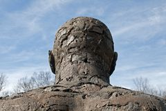 Rock, Sky, Bedrock, Outcrop stock photo