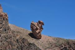 Rock, Sky, Formation, Bedrock stock photo