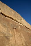 Rock and sky2. Rock and sky, mountains in Egypt Royalty Free Stock Images
