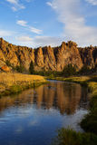 Rock Smith Park, Central Oregon. Royalty Free Stock Image