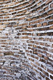 Rock solid texture from Poienari Fortress Royalty Free Stock Photography